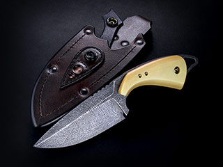 Custom Fixed Blade Knife 341