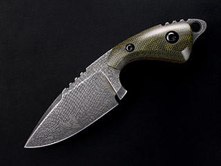Custom Fixed Blade Knife 344