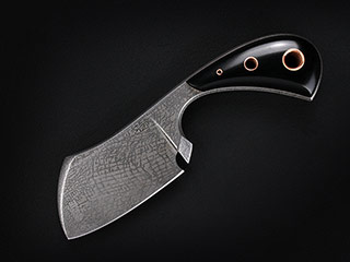 Custom Mini Cleaver Knife 354