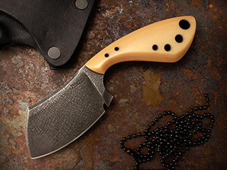 Custom Cleaver Knife